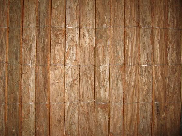 Bark Fences Natural Fur Tree Bark Fence Bark Mat Bark